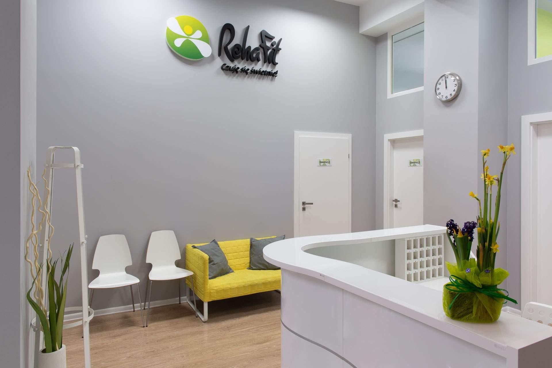 Dbamy o to, abyś w centrum rehabilitacji, masażu i treningu personalnego RehaFit poczuł się wyjątkowo.