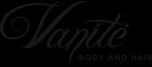 Logo firmy Vanitie