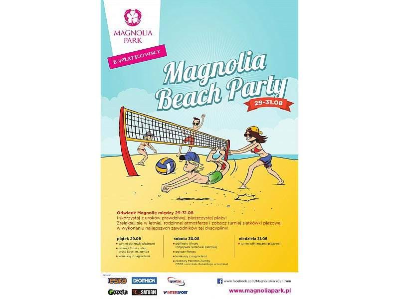 Magnolia Beach Party z RehaFit