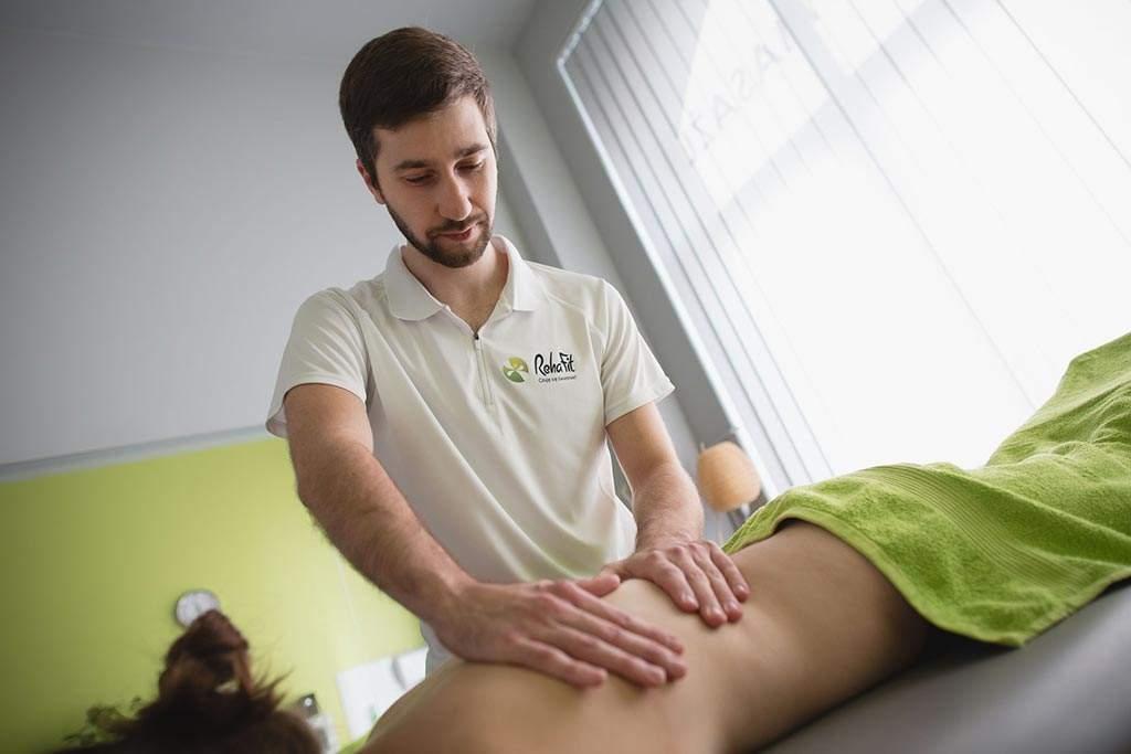 Profejsonalny masaż i odnowa bilogiczna w centrum RehaFit we Wrocławiu. Wykwalifikowani masażyści wykonują zabiegi lecznicze oraz relaksacyjne.