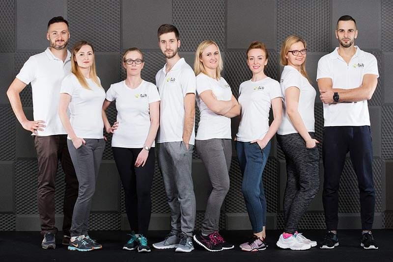 Fizjoterapeuci centrum rehabilitacji i masażu RehaFit we Wrocławiu. Wysoko wykwalifikowana kadra specjalistów.