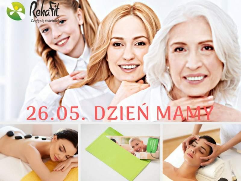 wyjątkowa promocja na vouchery podarunkowe na zabieg masażu we wrocławskim centrum RehaFit.