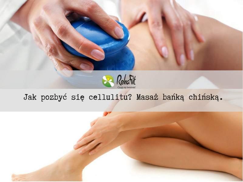 masażystka wykonująca dochudzający masaż bańką chińską.