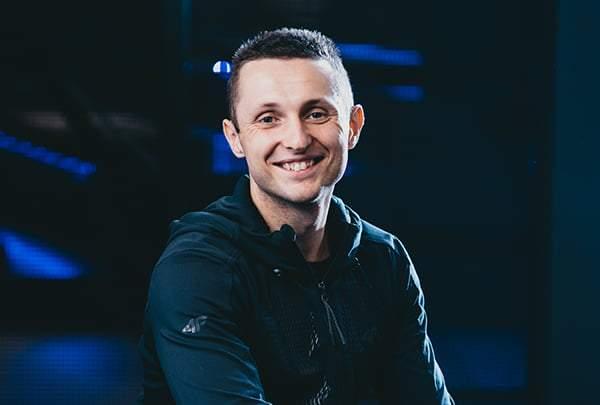 Dietetyk i trener personalny Michał Jasiński Wrocław.