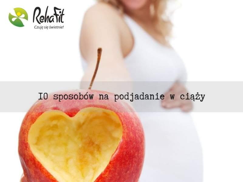 artykuł poświecony tematycy podjadania w ciąży i po niej.
