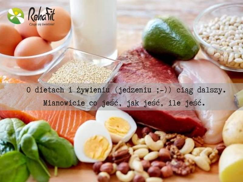 Artykuł powięcony temetyce zdrowego i odpowiedniego żywienia.