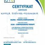 Terapia kompleksowa blizny