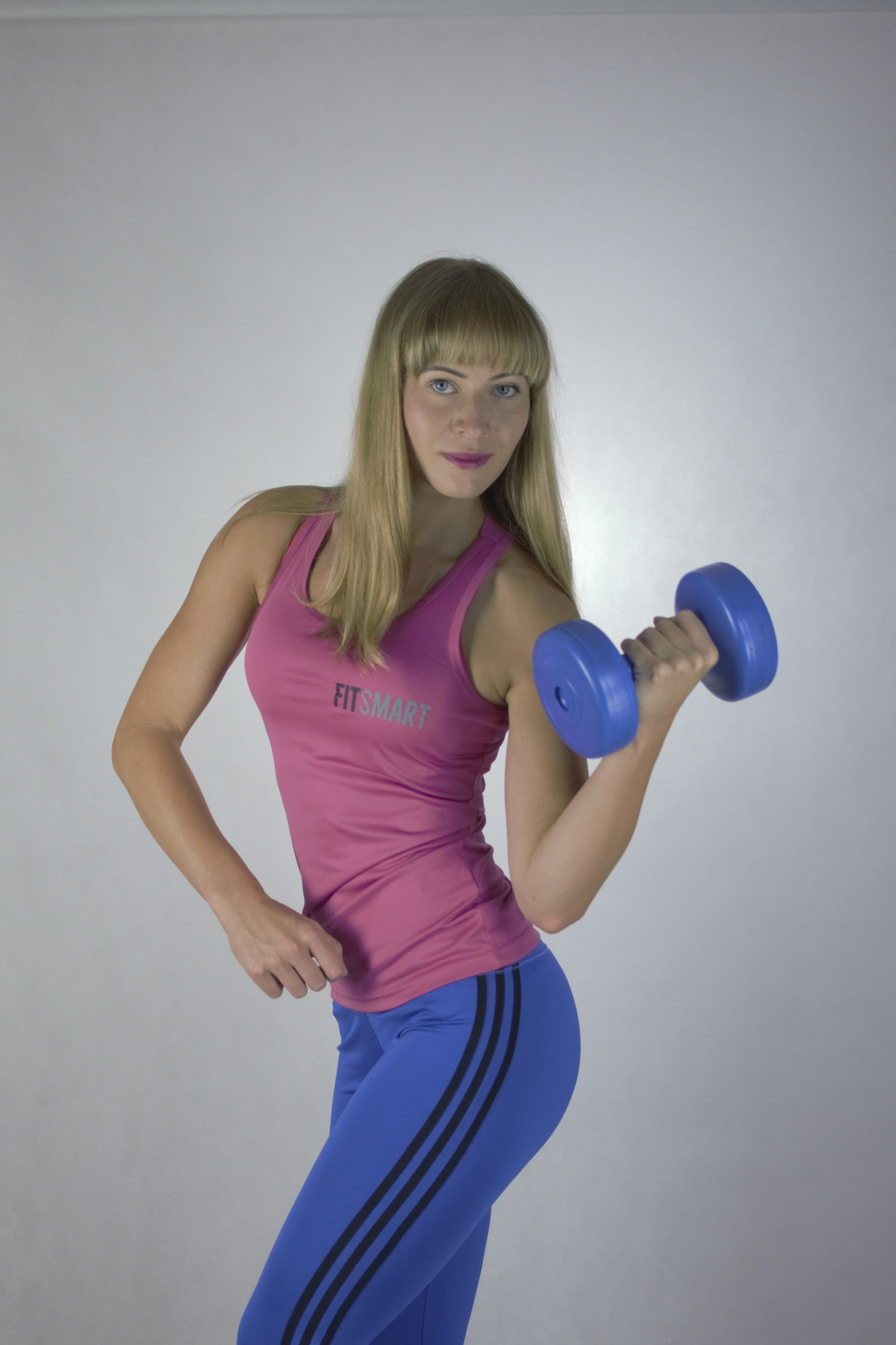 Trenerka personalna Marta Krzyżanowska