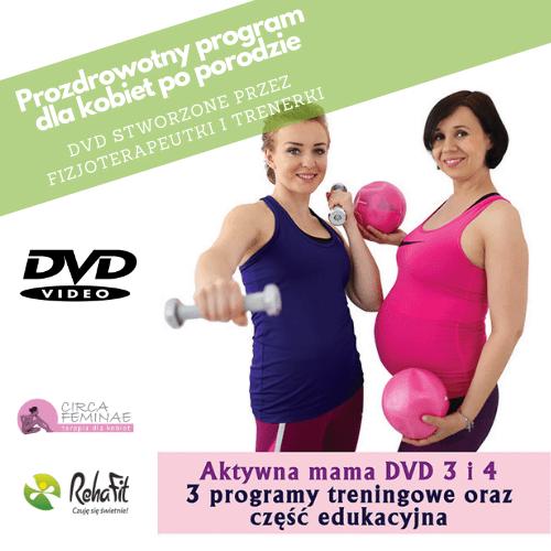 ćwiczenia dla mam, trening po porodzie