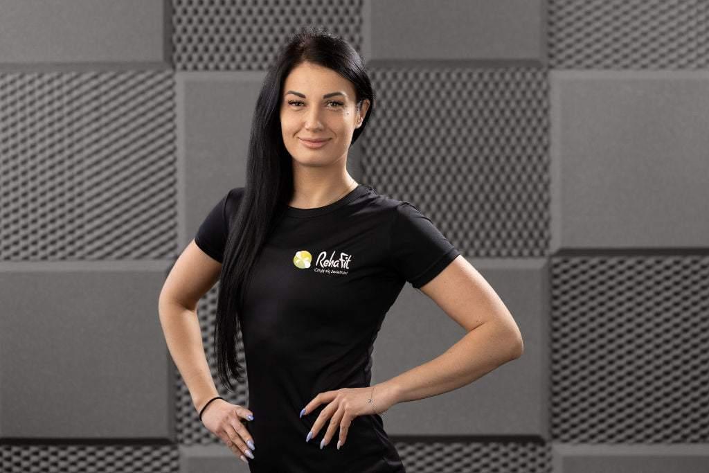 Trener personalny Patrycja Kalska - Rehafit.org